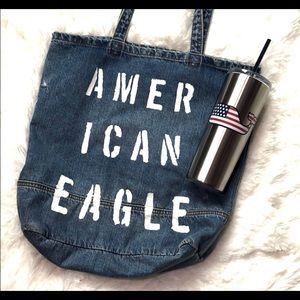 AEO Tote AND...READ BELOW 👇🏻